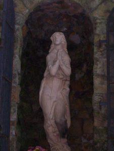 Szűz Mária Csobánka - tiszta forrás