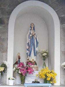 Pilisszentkereszt Szűz Mária - tisztaforrás
