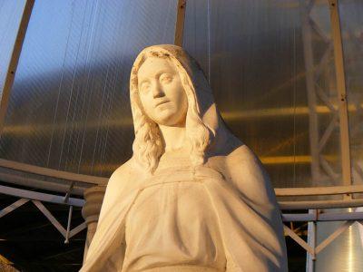 Mátraszentimre Mária szobor