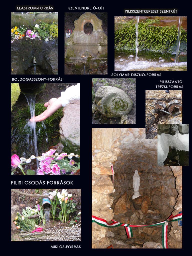 pilisi források-tisztaforrás